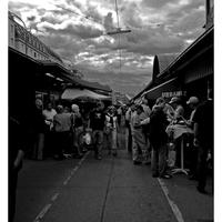 Szabadságom ideje - Naschmarkt, Wien