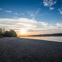 Rekordalacsony vízállás Verőcén