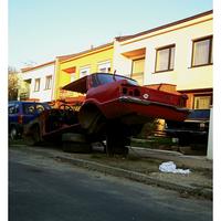 Egy Taunus halálára - ha a magyar kocsit bont
