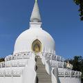 Buddha földi maradványai Magyarországon