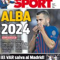 Jordi Alba 2024