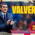 Valverde ül a kispadon a következő idényben is - hivatalos