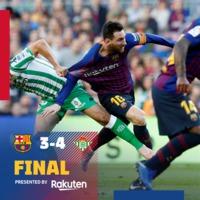 Meccs utáni reakciók #BarcaBetis