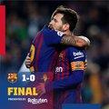 Meccs utáni reakciók #BarcaValladolid
