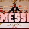 Messi begyűjtötte az ötödik Aranycipőjét