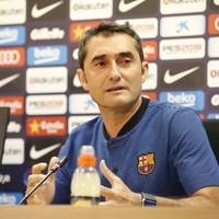 Valverde sajtótájékoztatója a mai meccs előtt