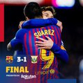 Meccs utáni reakciók #BarcaLeganes