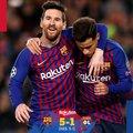 Meccs utáni reakciók #BarcaLyon