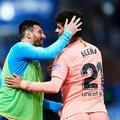 Meccs utáni reakciók #AlavésBarca