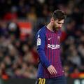 Messi továbbra sem bevethető