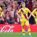 A Barcelona szenved idegenben