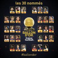 Aranylabda 2018 - a jelöltek