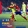 Meccs utáni reakciók #AtletiBarca