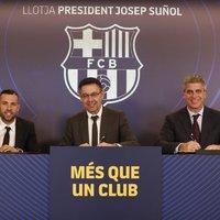 Jordi Alba aláírta az új szerződését
