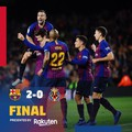 Meccs utáni reakciók #BarcaVillarreal