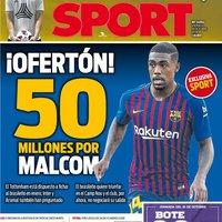 Malcomért 50 milliót ajánlottak?