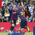 Meccs utáni reakciók #BetisBarca