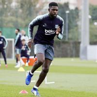 Umtiti és Messi is visszatérhet a Betis ellen?