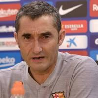 Valverde sajtótájékoztatója a holnapi meccs előtt
