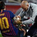 Messi 3 hétre dőlt ki