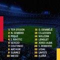 Meccskeret #BarcaLFC
