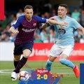 Meccs utáni reakciók #CeltaBarca