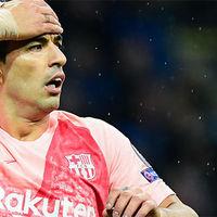 Suárez Bajnokok Ligája átka