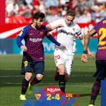 Meccs utáni reakciók #SevillaBarca