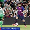 Suárez Barcelonában marad