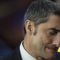 """""""Nem vagyok mérges, de a felelősség az enyém""""-Valverde"""