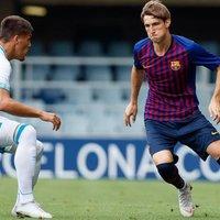 A Juve sportigazgatója Barcelonában tartózkodik