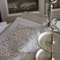 Stencilezés textilre