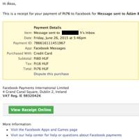 Erre gondolj, ha elvesznek a Facebook-üzeneteid