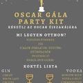 A vörös szőnyeg italai: így ünnepeld az Oscar-gálát!