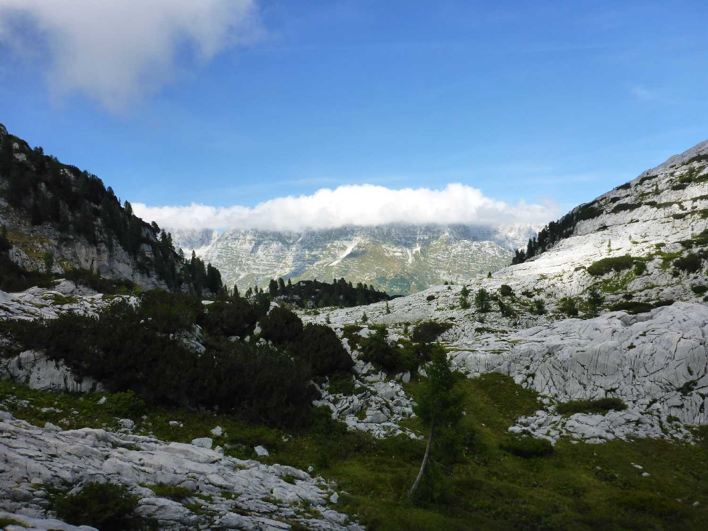 Panoráma észak felé a Prez közelében (Modor képe)