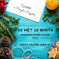 Idén is segítenek a Horgoló Angyalok a karácsonyi készülődésben
