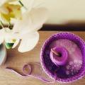 Így alkot lila fonalból a Bármitartó közössége