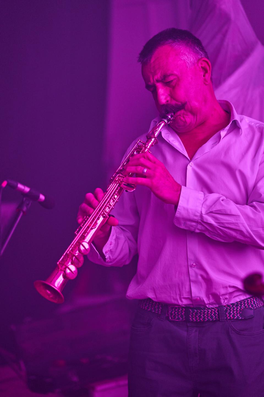 Budapest Ritmo / Dresch Vonós Quartet az Epreskertben / Fotó<br />©  Hrotkó Bálint