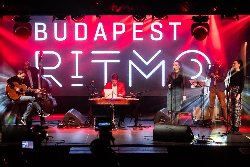 Budapest Ritmo / Tárkány Művek az Akvárium Klubban / Fotó © Pályi Zsófia