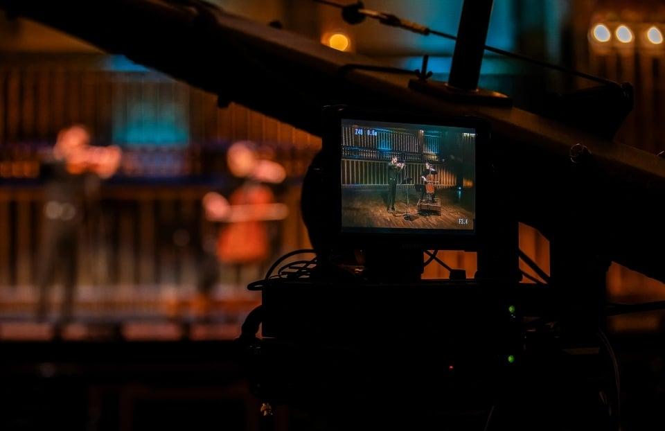 A Zeneakadémia hallgatóinak koncertje / Fotó: Felvégi Andrea