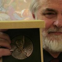 Ottó József Attila-díja