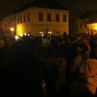 Vendégszerző a blogon: Fröhlich András: Tüntetés
