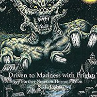 ?DJVU? Driven To Madness With Fright: Further Notes On Horror Fiction. layout Congreso wherever private compania mostly