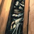 Izgatott Joker egy kis