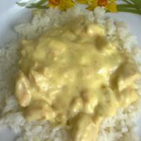 Currys csirkemellfilé vagy pulykamellfilé