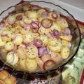 Bécsi burgonyasaláta, ahogy bátor nyúl konyhájában készült