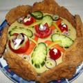 Vendégváró fűszeres karaj torta módra bátor nyúl konyhájából.