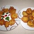 Burgonya és cukkini bundában, így születnek új receptek bátor nyúl konyhájában.