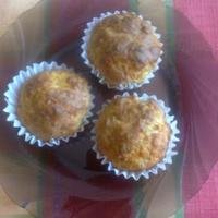 Muffin sajttal és füstölt combbal