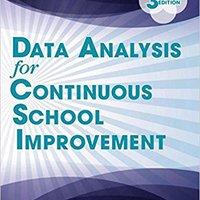 Data Analysis For Continuous School Improvement Download.zip
